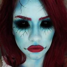 maquillage facile qui fait peur top 50 des maquillages flippants d horreur pour