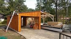 garage in holzständerbauweise hobak garagen in holzst 228 nderbauweise