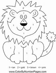 color by number animal worksheets 16069 15 to do animal color by number printables kittybabylove