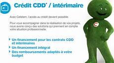 Cr 233 Dit Cdd Et Int 233 Rimaires Avec Cetelem