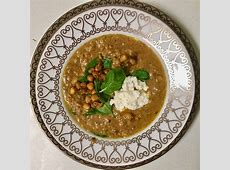 easy moroccan chickpea stew