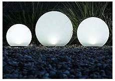 solarkugel 40 cm durchmesser solar led kugeln 3er set boule 20 cm 25 cm 30 cm neutralwei 223