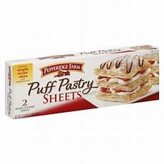 pepperidge farm frozen puff pastry sheets 2ct 17 25oz target