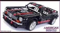 2014 Crowkillers Lego Technic Classic American Car
