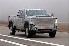 2020 gmc hd 2500 denali driving the fast truck