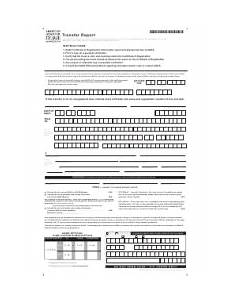 transfer report form aqha download printable pdf templateroller