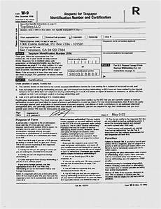 printable w9 form 2020 free exle calendar printable