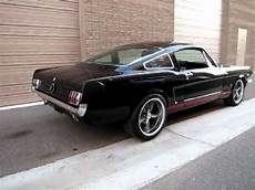 1965 mustang fastback youtube