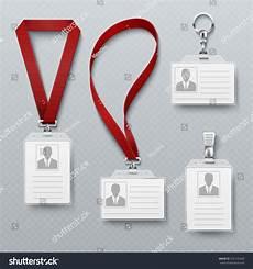 lanyard card template free id security cards identification badge lanyard stock
