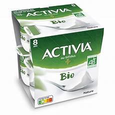 yaourt au bifidus yaourt nature bio activia pas cher au meilleur prix