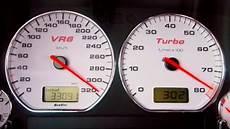 vw golf 3 vr6 turbo acceleration 0 300