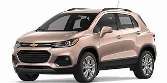 2018 Trax Small SUV  Chevrolet
