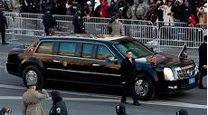 president obama takes inaugural ride in presidential