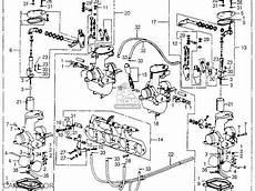 1974 cb550 wiring diagram honda cb550 k2 four 1976 usa parts list partsmanual partsfiche
