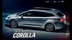 2019 Toyota Corolla Touring Sports Features Design And