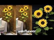 Gambar Bunga Matahari Dari Kertas Origami Terlengkap