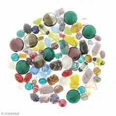 acheter de verre assortiment de perles en verre 500 g perles en verre