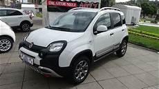 2015 Fiat Panda Cross Multijet Diesel Exterior And