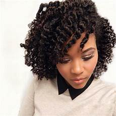 Simple Hairstyles For Transitioning Hair