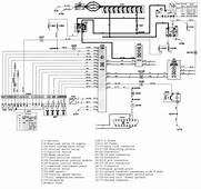 Volvo V70 1999  Wiring Diagrams Transmission Controls