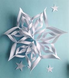 basteln weihnachten sterne how to make paper decorations