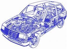 Opel Corsa D Technische Daten - corsa a turbo der opel corsa a www corsafan de