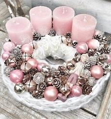 adventi koszor 250 pink decorations pink