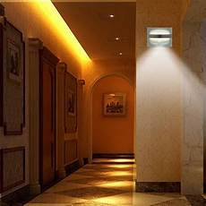 z edge motion sensor activated led wall sconce night light
