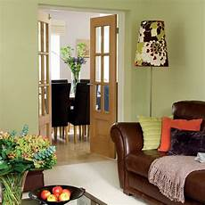 Brown And Green Living Room Ideas
