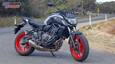 2019 yamaha mt 07 review motorcycle tests mcnews au