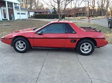 how things work cars 1985 pontiac fiero transmission control 1985 pontiac fiero se 4 speed manual transmission excellent condition for sale in cape