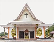 Paroki Santo Montfort Badau Bahasa Indonesia