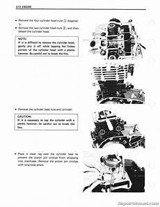 service manuals schematics 1987 suzuki swift head up display 1986 1987 1988 suzuki dr125 sp125 motorcycle service manual