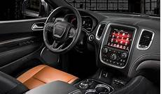 2020 dodge interior 2020 dodge durango review rating specs price clues