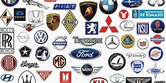 Italian Car Manufacturers Symbols Automotive Industry