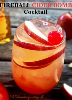 fireball cider cocktail recipes whats cooking america