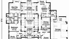 new orleans style house plans with courtyard oconnorhomesinc com captivating new orleans style house