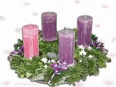1 adventssonntag rosa kerze