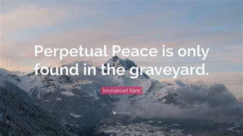 Kant Perpetual Peace