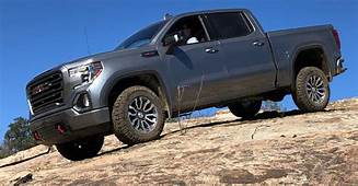 2019 Gmc At4 Features  GMC Cars Review Release Raiacarscom