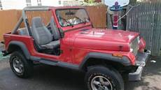 purchase used 1988 lifted jeep wrangler yj laredo 40k on