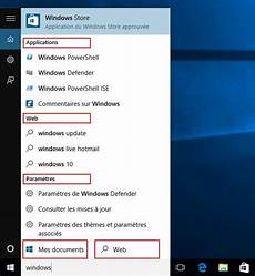Windows 10 Utilisation Recherche Aidewindows Net