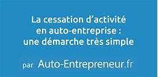 Cessation D Activit 233 Auto Entrepreneur