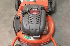 scotts 21 quot self propelled 3 in 1 lawnmower property room