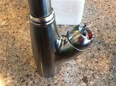 change kitchen faucet fixing a delta single handle kitchen faucet