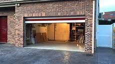 Porte De Garage Ouverture Sectionnelle Selon Zevulon