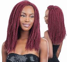 Model Model Glance Crochet Braid Senegalese Twist Large 12