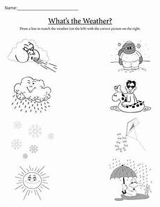 different weather worksheets 14532 quot what s the weather quot free printable matching worksheet weather worksheets weather activities
