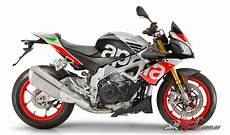 2017 aprilia tuono v4 1100 rr factory bike review