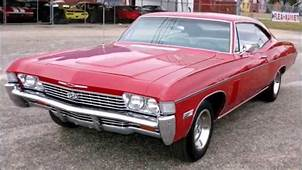 Chevrolet Impala SS 427 1968 год  YouTube